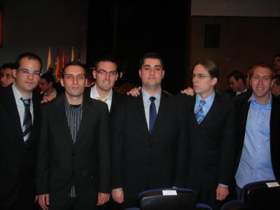 GRADUACION DE MAFIOSOS (28/11/08)